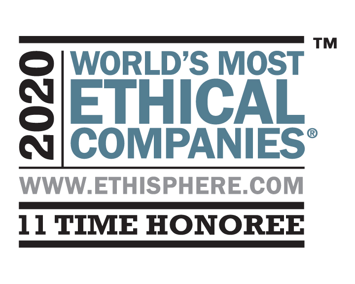 World's Most Ethical Companies 2020